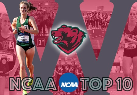 Washington University Graduate Alison Lindsay Named 2019 NCAA Today's Top 10 Honoree