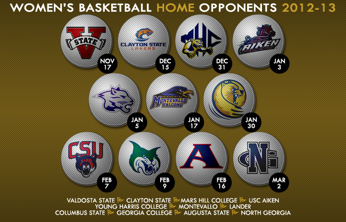 Women's Basketball Releases 2012-13 Schedule
