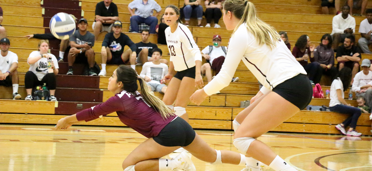 Women's Volleyball Falls to Stockton and Cabrini In Osprey Classic
