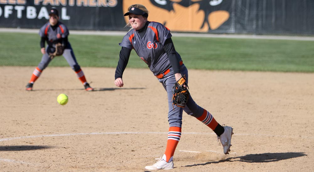 Softball tops Fontbonne in Wednesday DH