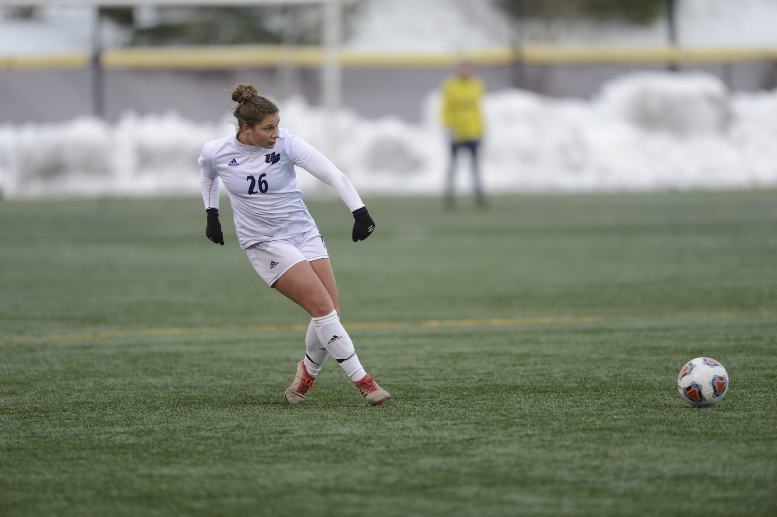 Bridgeport Clinches 2019 ECC Women's Soccer Regular Season Title With 1-0 Road Win Over Molloy