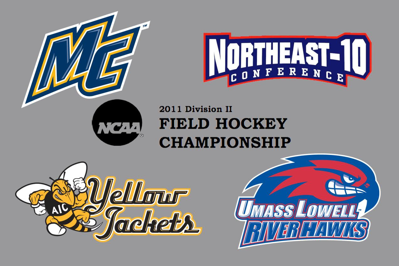Three Northeast-10 Teams Set to Begin Quest for Field Hockey National Title