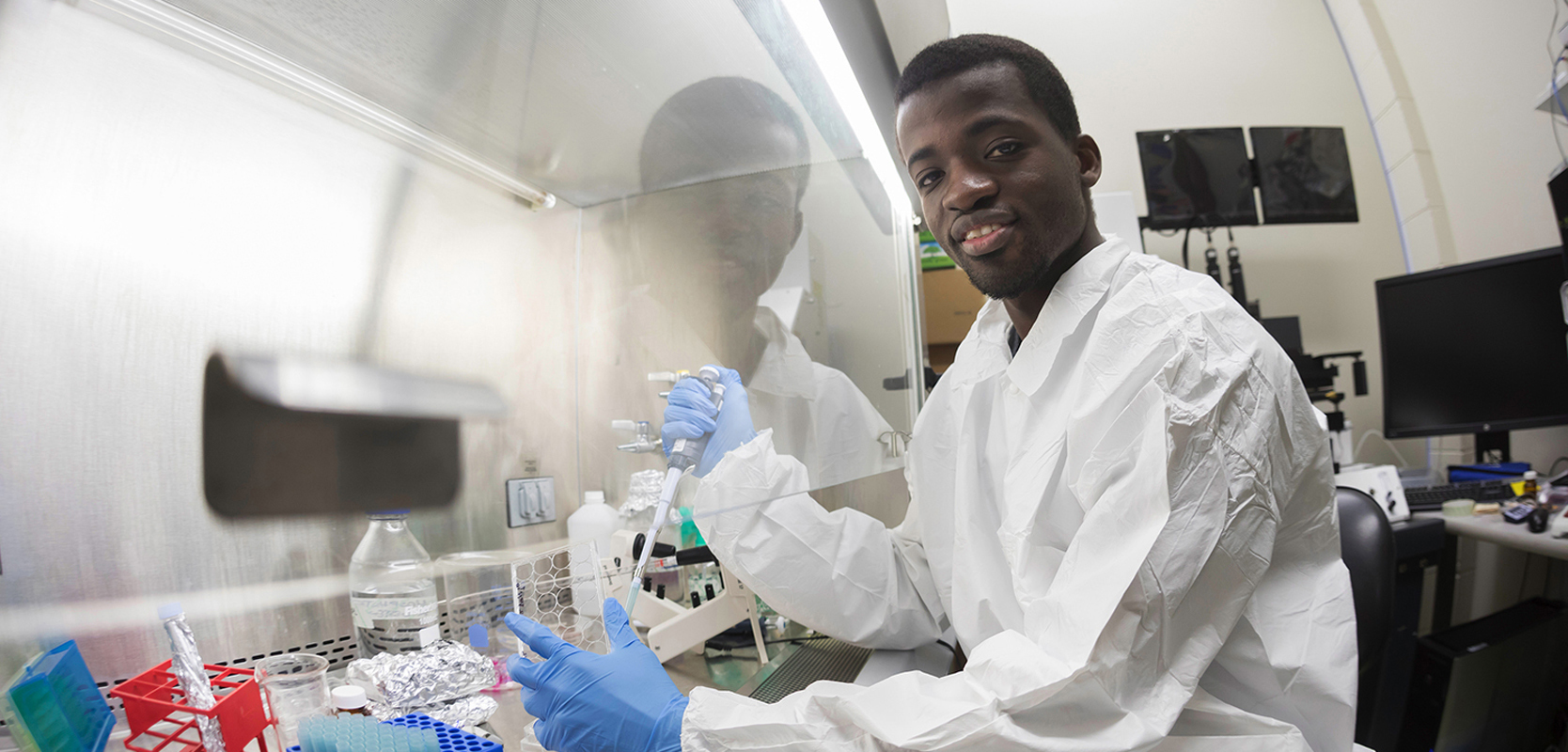 Kwasi Amofa Receives Fulbright Scholarship to Conduct Engineering Research in the Netherlands