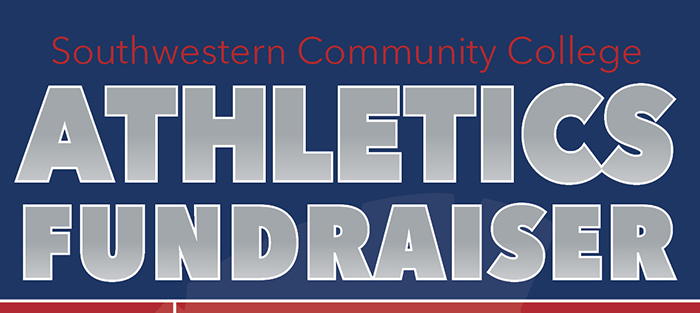Athletics Fundraiser graphic