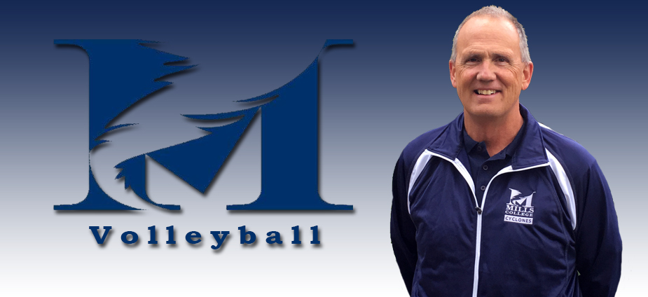 Mills Welcomes New Head Volleyball Coach