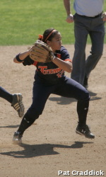 Softball Sweeps Player of the Week Awards