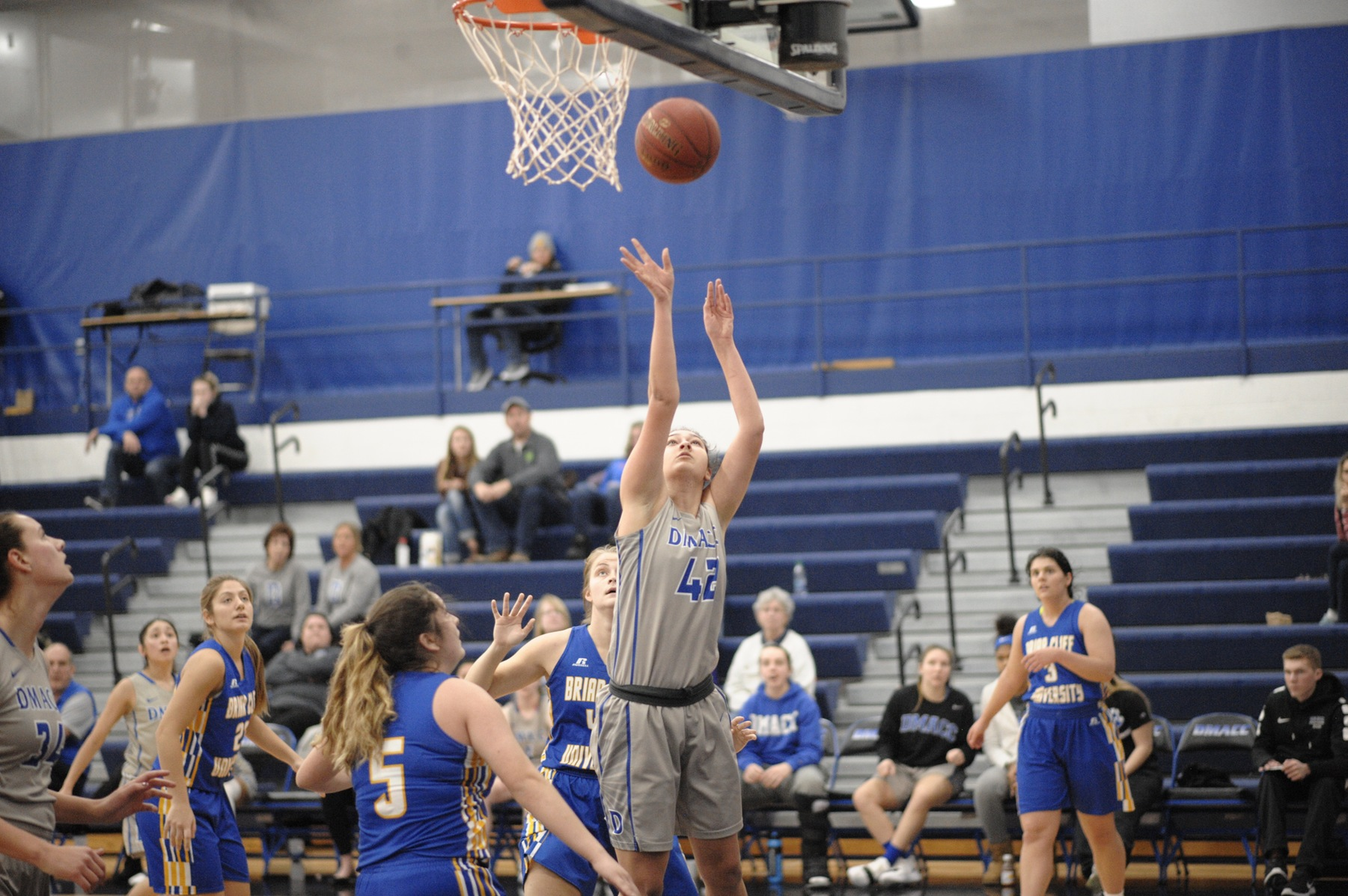 Horn gets 18 as DMACC women's basketball team tops SWCC, 86-77