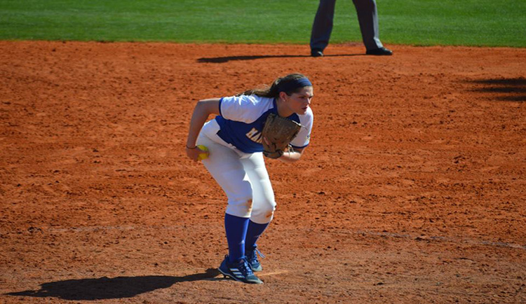 Stanek throws no-hitter versus Lander, Lions split day two of Lander Round Robin