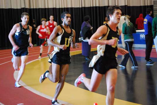 Men's Track and Field competes at UDel Invitational