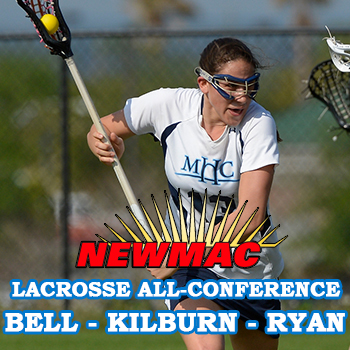 Three Named Lacrosse All-Conference