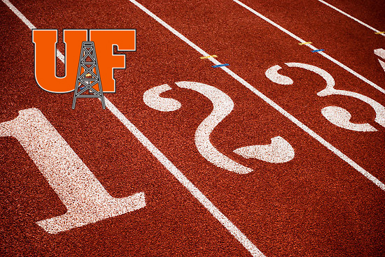 Track Wraps Up 1st Day of Oiler Opener