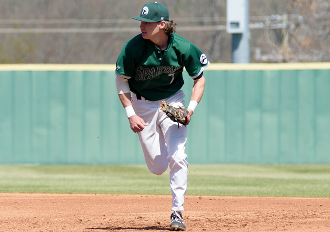 Spartans Sweep Season Series against Blue Hose