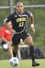 Andrew Bulls earned three NSCAA honors in his tenure at UMBC.