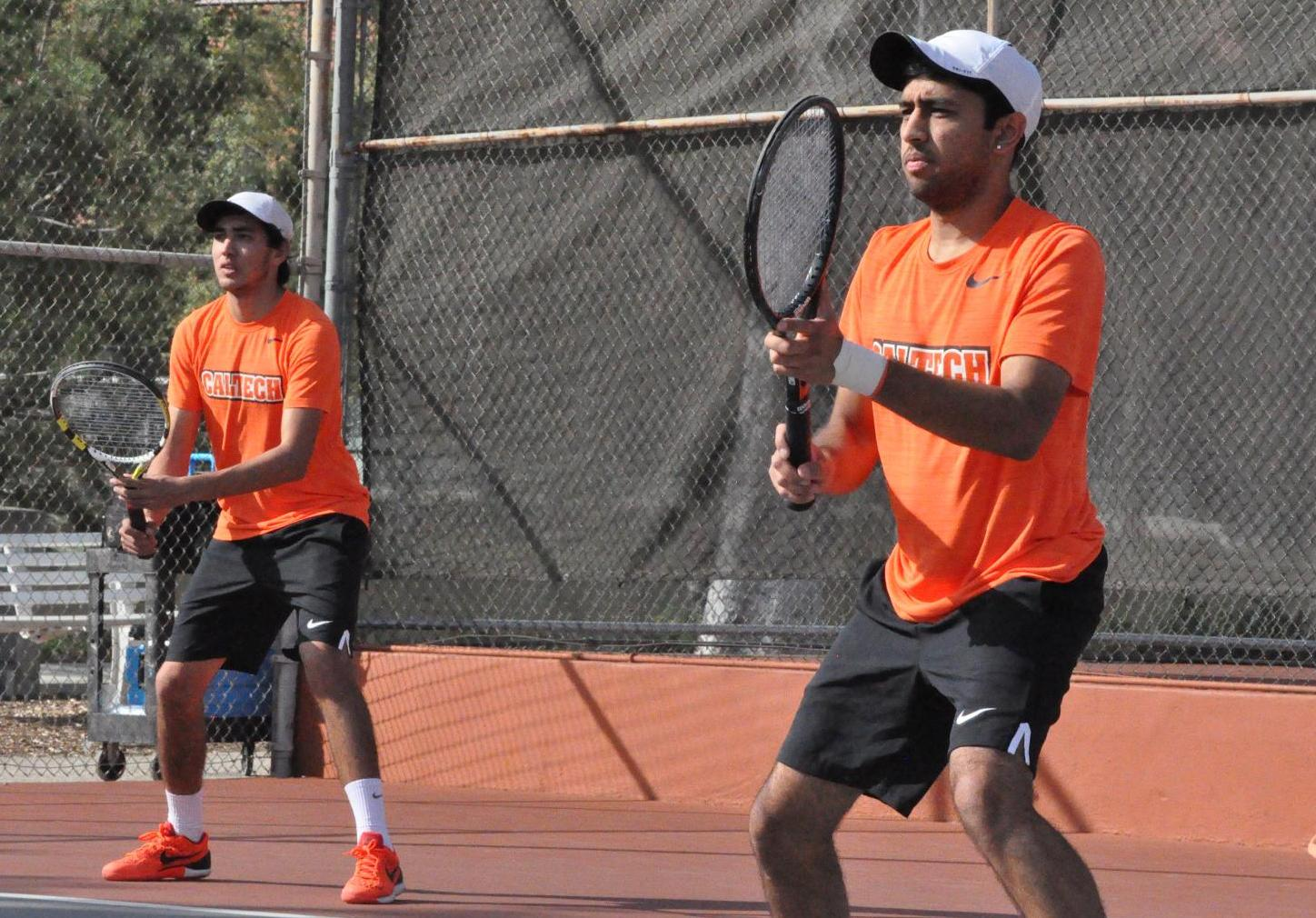 Men's Tennis Nationally Ranked for First Time in History