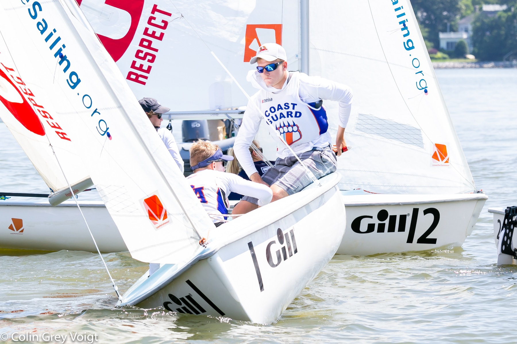 Sailing Finishes Twelfth at Gill Coed National Championship