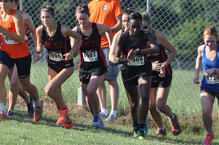 Cross Country: Sarah Bearden takes third as Panther teams finish strong at West Georgia Invitational