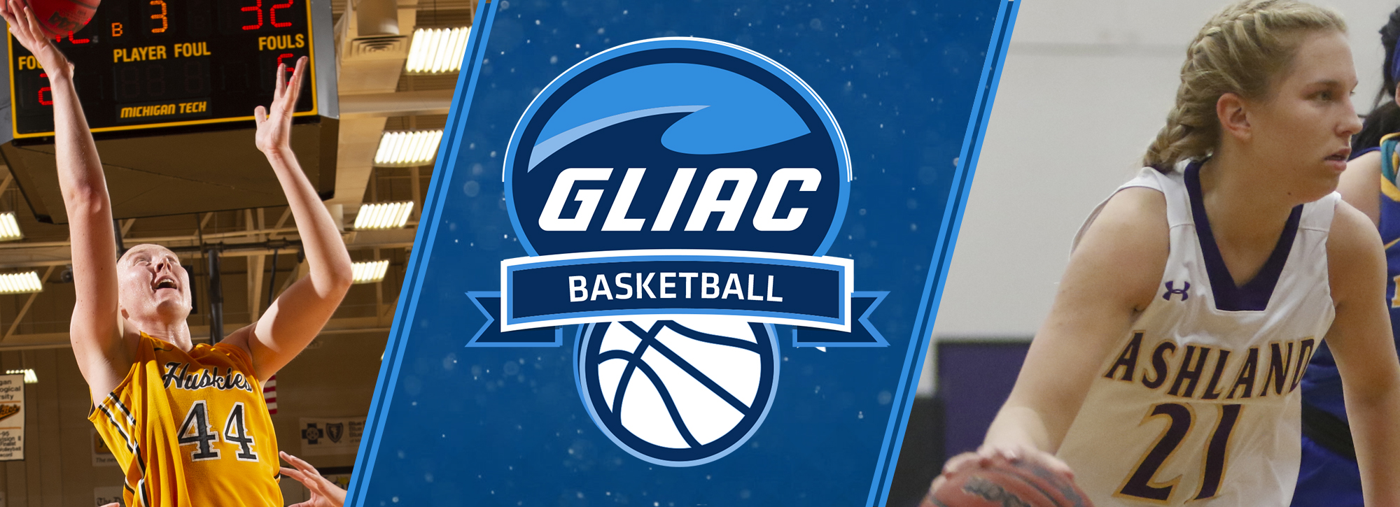 Michigan Tech's Kelliher and Ashland's Johnson earn women's basketball weekly honors