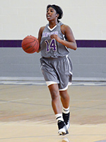 Armonie Lomax, Women's Basketball