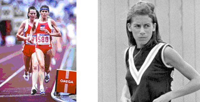 Larrieu Smith Inducted into Running Specialty Hall of Fame