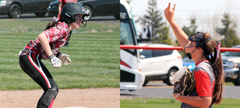 Kreger, Minarchick Voted OCCAC Player, Pitcher of the Week In Softball