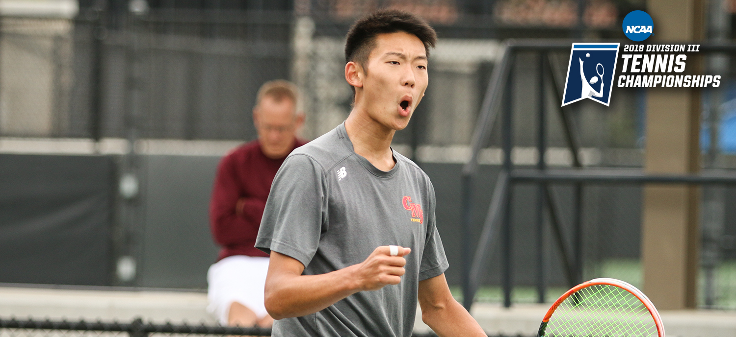 Daniel Park and the Stags defeated Trinity 5-1 on Saturday to advance to their ninth-straight National Quarterfinal.