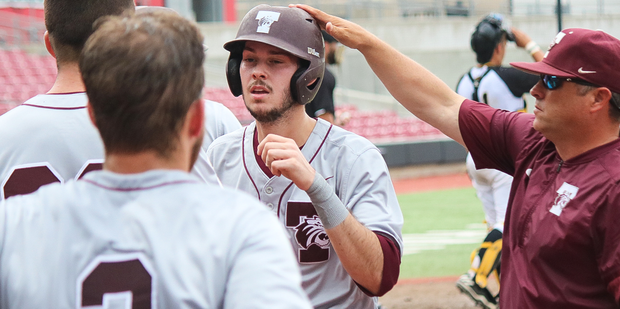 Trinity Offense Explodes in Second Game of SCAC Baseball Tournament