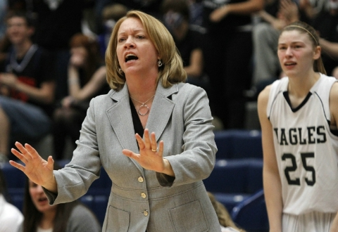 Applebury Named Finalist for WBCA National Coach of the Year