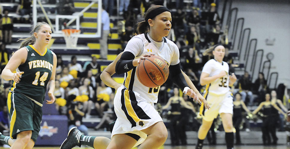 UMBC Former Standout Harris to Travel to Final Four for WBCA Workshop