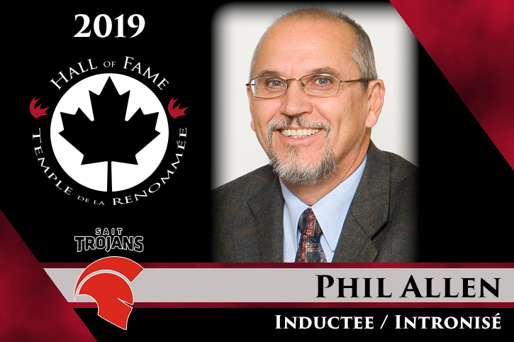 2019 CCAA Hall of Fame Inductee: Phil Allen