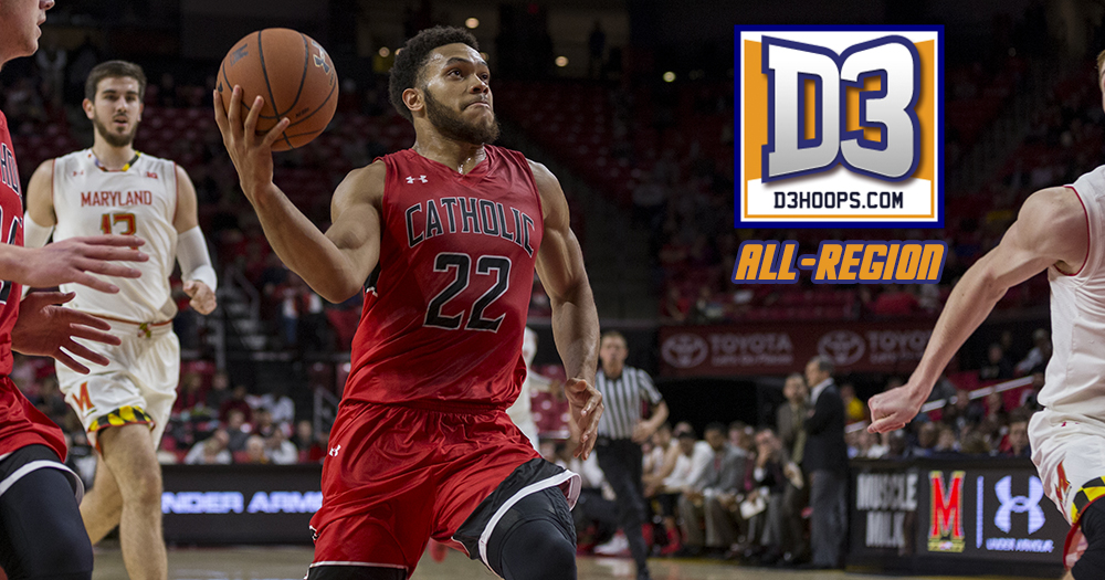 D3hoops.com Selects Howard to All-Region First Team