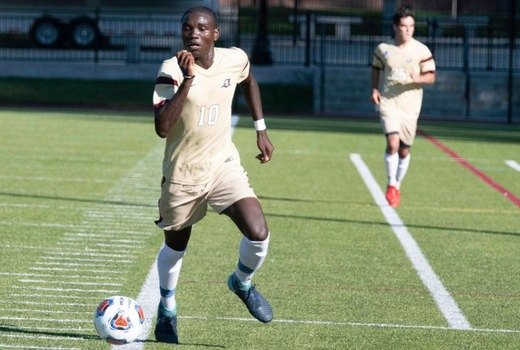 Men's Soccer: Early Goal Paves the Way for Victory over AMCATS