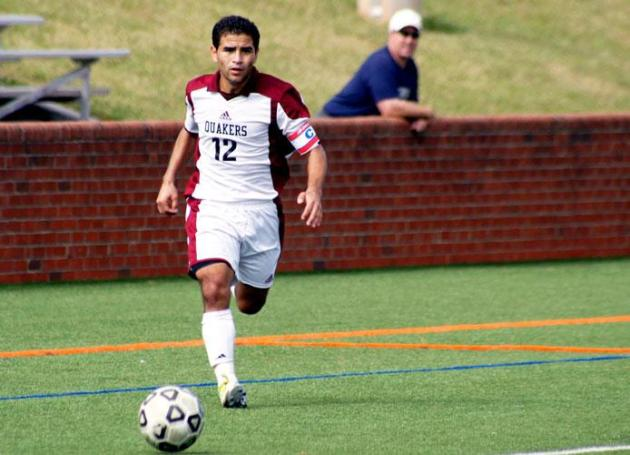 Quakers Place Five on All-ODAC Men's Soccer Teams