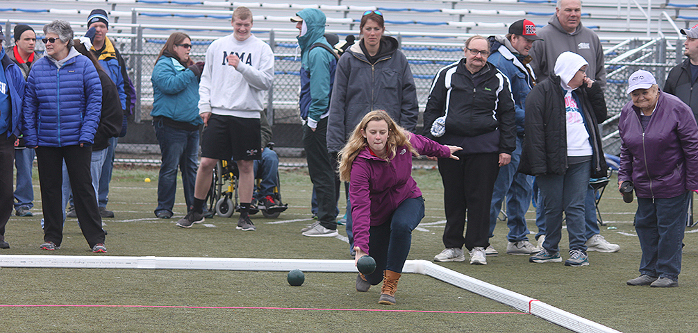 Maine Maritime Academy Athletics Hosts Seventh Annual Bocce Tournament