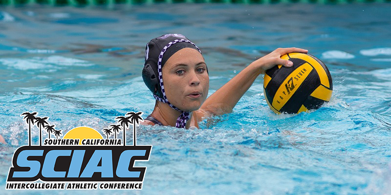 Sawyer Bellville named SCIAC Athlete of the Week