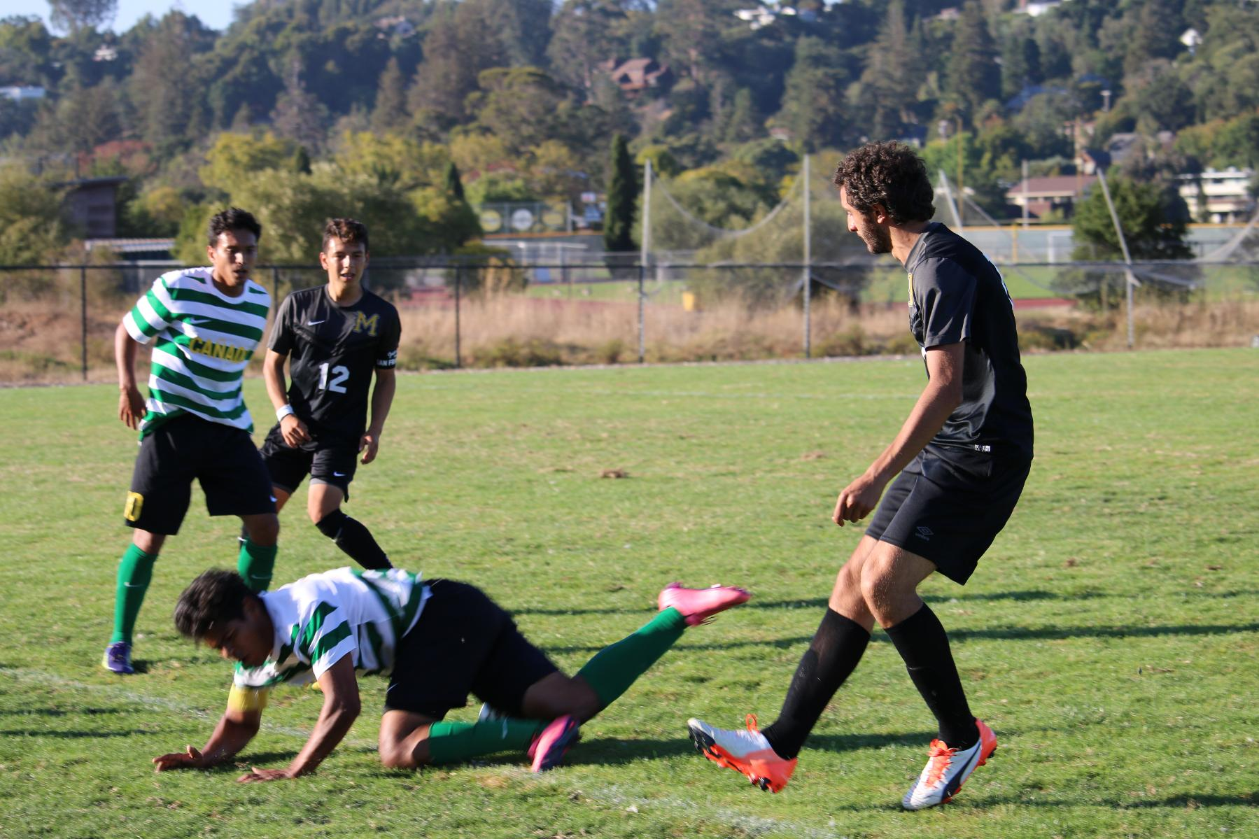 College of Marin Men's Soccer Grabs First Win of Season Over Siskiyous 2-0