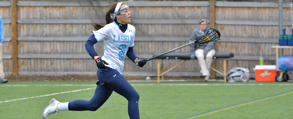 Lasers Open GNAC Play with 7-6 Win over Emmanuel
