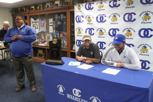 Odessa College Golf's Beaty Joins McNeese, Anderson Signs With UTPB