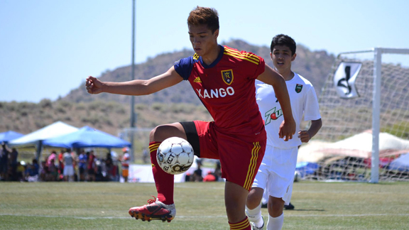 MEN'S SOCCER ADDS ELIAS RIELAND TO  2014 SIGNING CLASS
