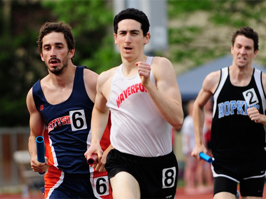 Schilit sets conference mark at Princeton, Graves jumps into the mix at Muhlenberg