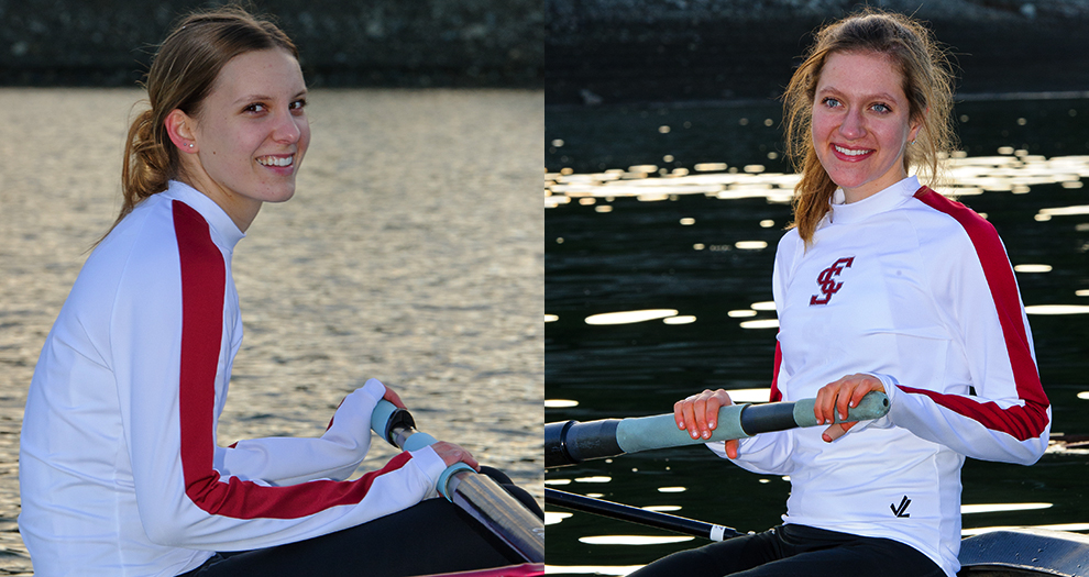 Two Women's Rowers Earn Preseason All-WCC Honors