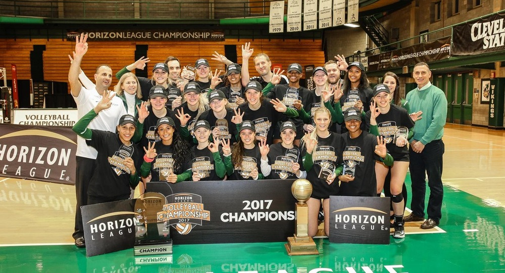 Cleveland State Finishes Second in McCafferty Cup Standings