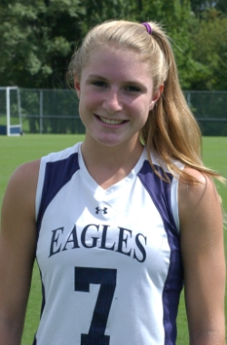 Caitlin Baker Named CAC Rookie of the Year as All-CAC Field Hockey Teams Announced