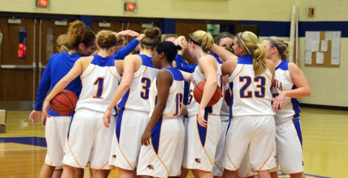Women's Basketball season ends with NAC Championship game defeat