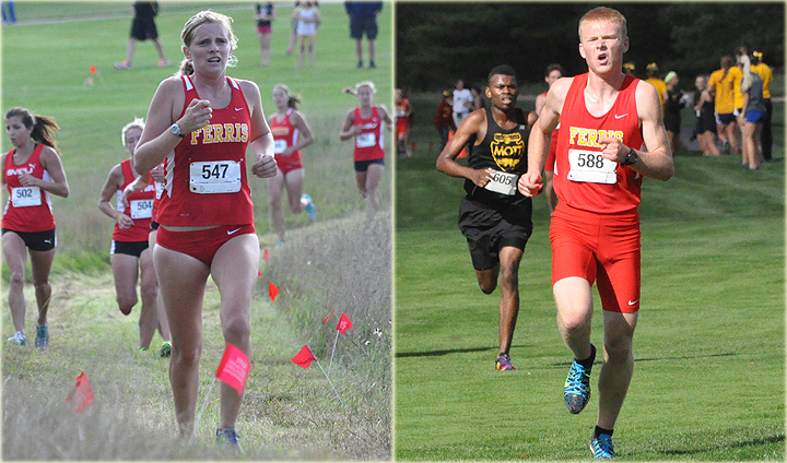 Bulldog Cross Country Teams Back In Action & Peform Well At Two Weekend Events
