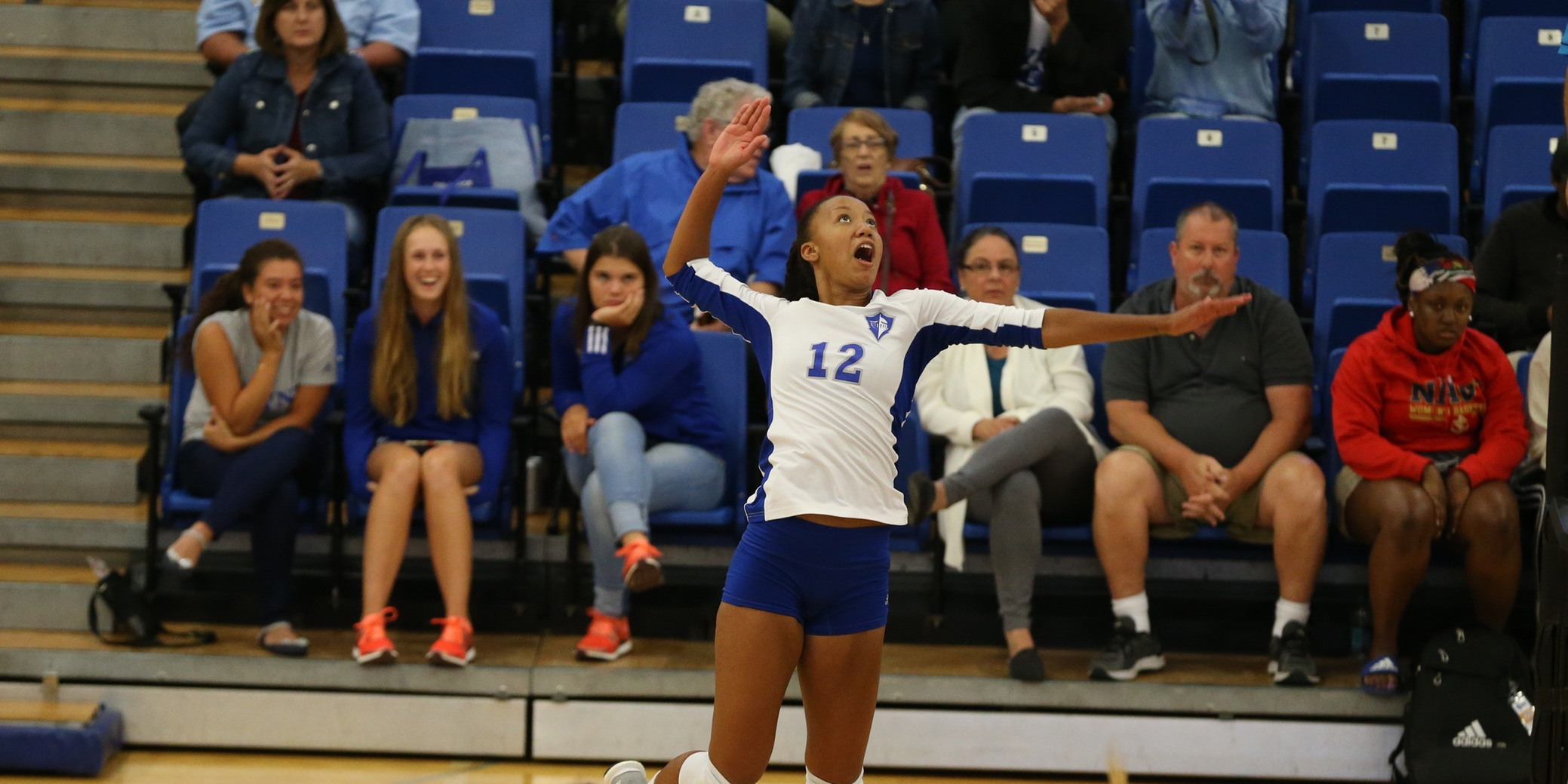 Volleyball Trumps Panthers in Regular-Season Finale