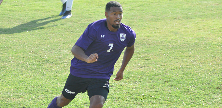 Men's Soccer Team Blanks Hendrix 3-0