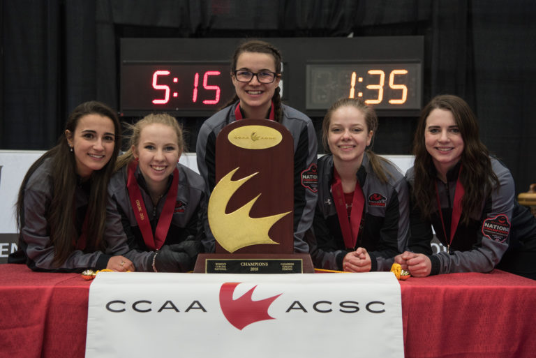 Fanshawe Falcons soar to another CCAA title