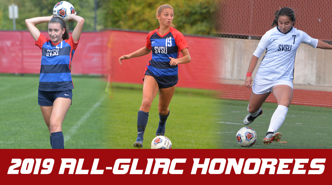 Women's Soccer Has Three Named to 2019 All-GLIAC Teams