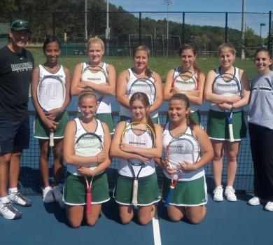 2011 Farmingdale State Women's Tennis Team