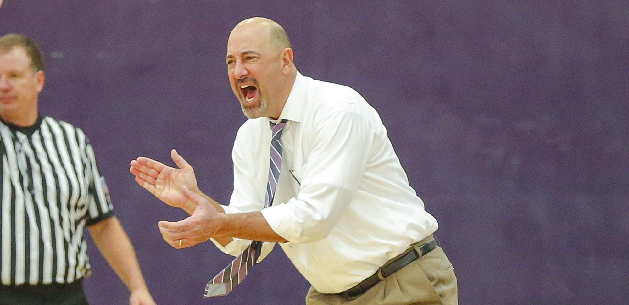 Head coach Carl Danzig earned his 300th career victory on Wednesday night as the Royals routed Drew, 64-39.